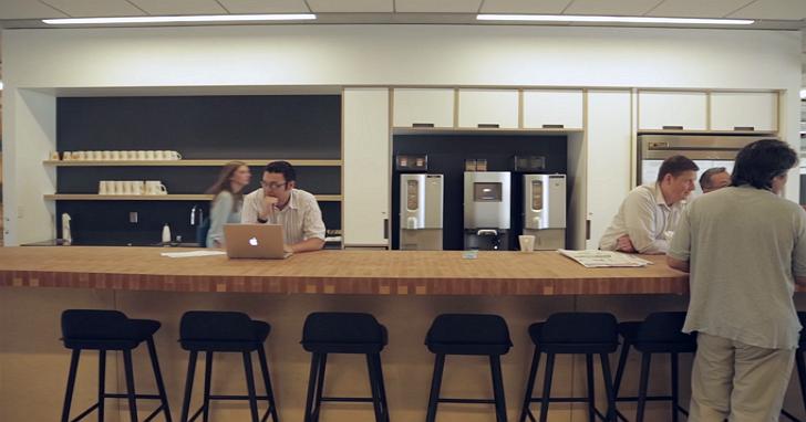 如何改進開放式辦公室?這間公司開發了一款App讓每個人找到適合自己的位置