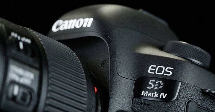 Canon EOS 5D Mark IV 發表,規格功能詳細看!