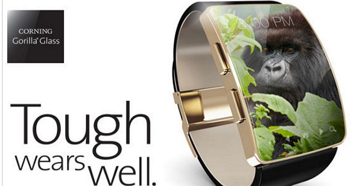 康寧大猩猩推出可穿戴裝置專用玻璃 SR+,有可能出現在 Apple Watch 2 上