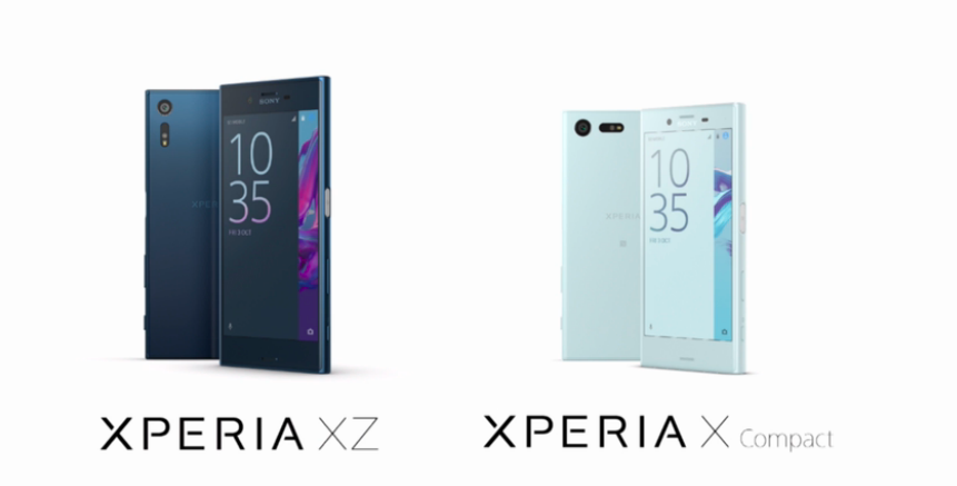 Sony 正式發表 Xpeira XZ、X Compact 手機,九月起陸續上市