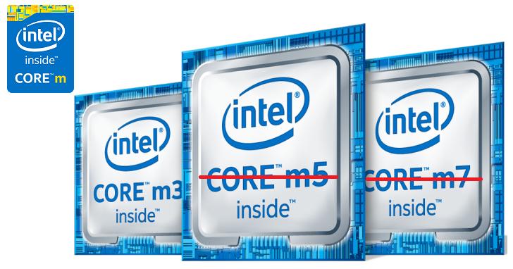 Kaby Lake 行動處理器登場,Intel 再次大玩更改品牌名稱把戲
