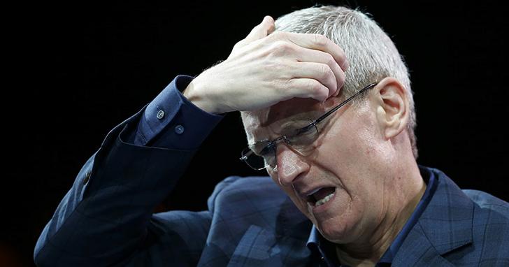 庫克說「這根本是一場政治鬧劇」,蘋果還將上訴歐盟稅收裁決