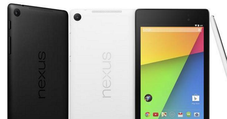 接班Nexus 7?傳Google年底前將推7吋小螢幕平板、由華為代工