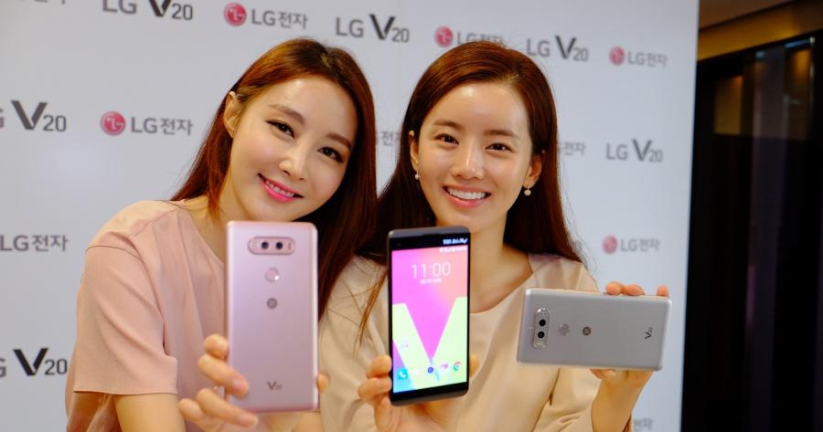 LG V20 動眼看,少了模組化設計,專注影音功能