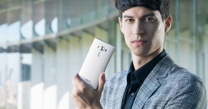 華碩 ZenFone 3 Deluxe 6GB/256GB 台灣搶先全球開賣,售價 24,990 元