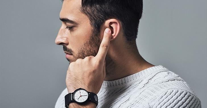 Sgnl錶帶讓手錶不一樣,用手指當耳機講電話 | T客邦