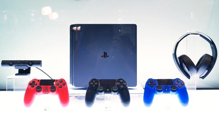 與舊款差在哪?PlayStation 4 PRO、新款 PS4、DualShock 4 細節現場看