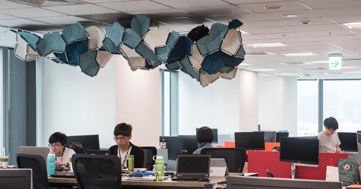 台灣微軟新辦公室直擊:台灣夜市也納入設計環境、無固定座位/電話、員工每天都換新位置