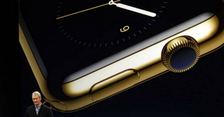Apple Watch進軍頂級時尚市場之路暫時終止,18K金版Apple Watch停產