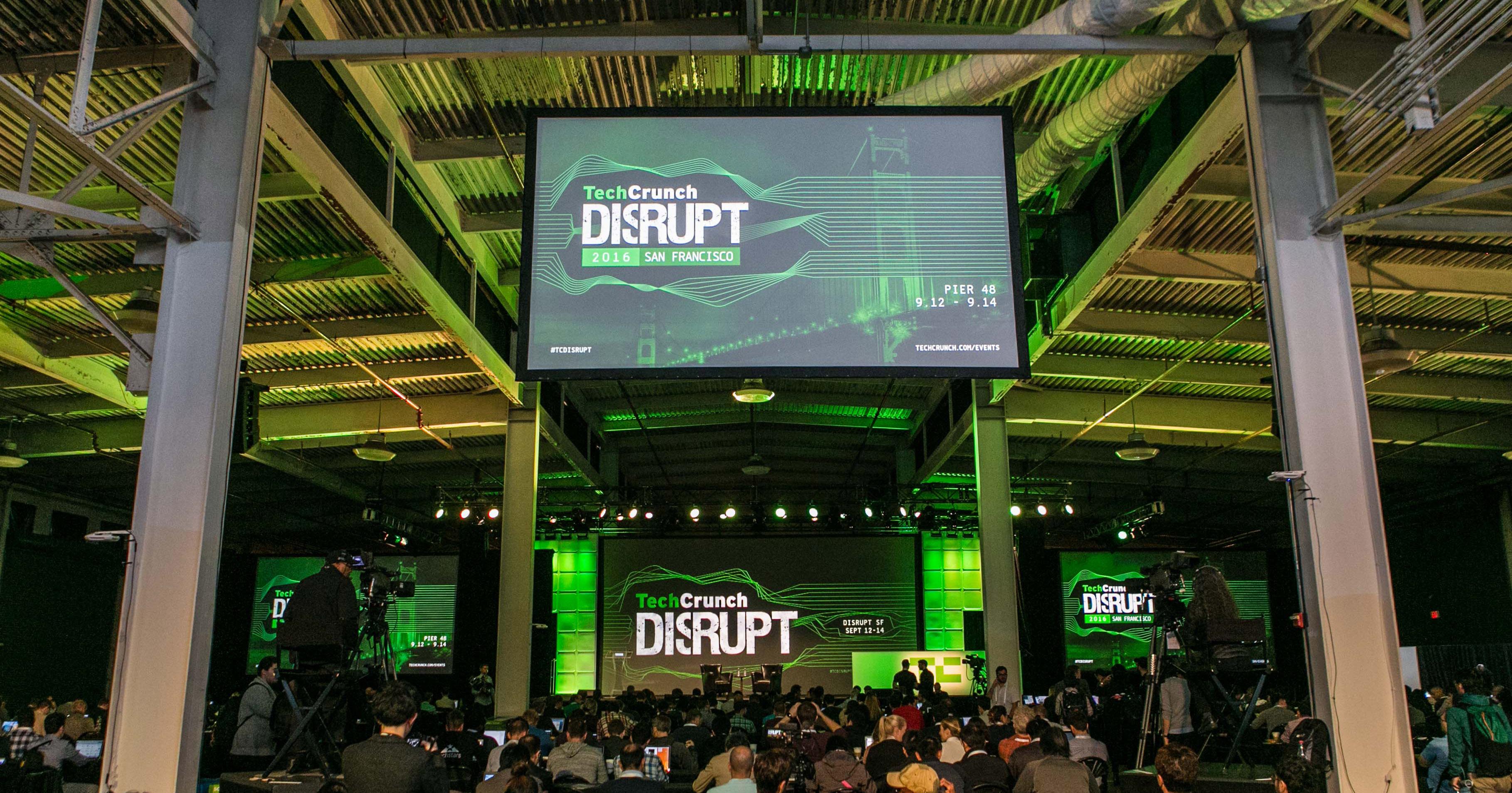 台灣新創競技場TSS率台灣新創團隊前往TechCrunch Disrupt,在矽谷掀起台式搖滾