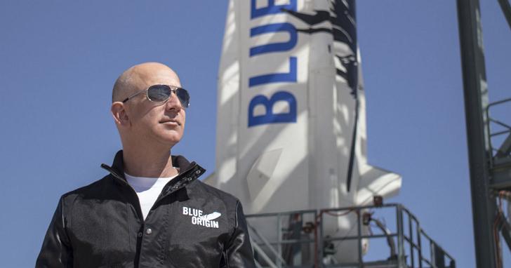 趁著 Space X 火箭爆炸,Amazon的創辦人說他要加碼打造更多新型火箭