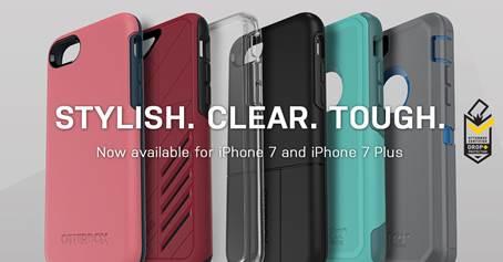 新機用新殼,OtterBox推出全新系列iPhone 7/ 7 Plus 手機保護殼