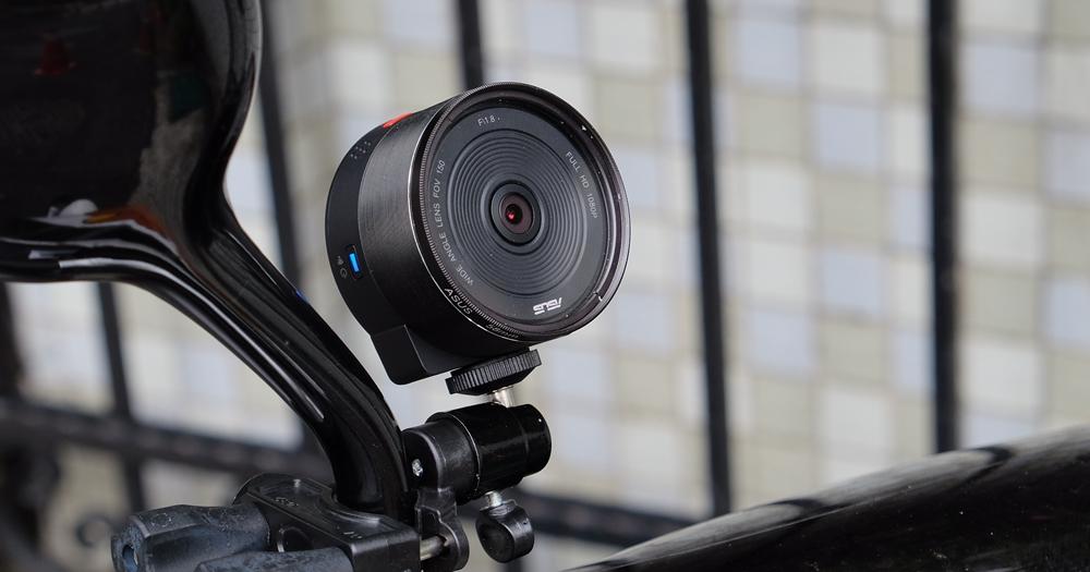 ASUS Reco Smart 實測,可當行車紀錄器、運動攝影機使用