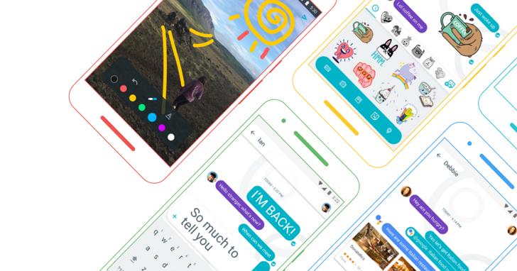 Google Allo實測,包含Google智慧助手、幫你智慧回覆訊息的即時通好用嗎?