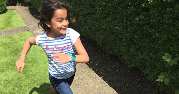Brillar兒童智慧錶,不但讓父母放心,更讓小朋友開心