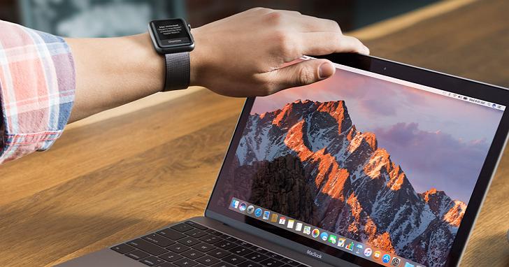 macOS Sierra正式版發佈,Apple Watch自動解鎖、Apple Pay/Siri 在桌面上i都能用