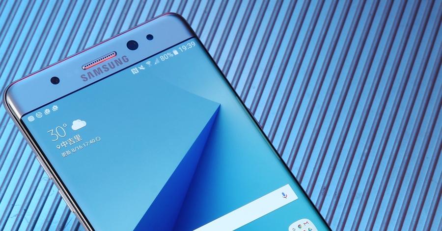 三星 Galaxy Note 7 新舊版分辨方式:看包裝、看介面電池符號