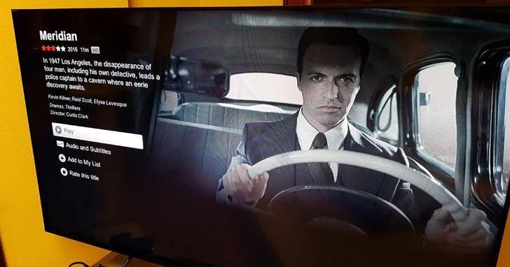 在短片《Meridian》的幕後,Netflix 公司大力在影視工業推動開放原始碼