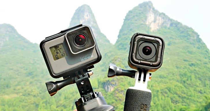 九大情境實地測試!GoPro Hero 5 Black、Session 實拍效果一次看完