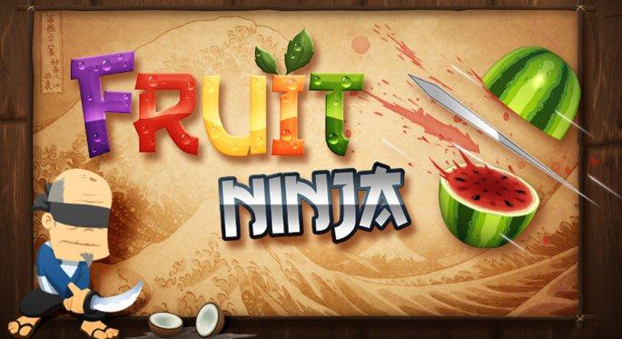 繼憤怒鳥登上大銀幕之後,切水果遊戲「水果忍者」也要被翻拍成電影了!