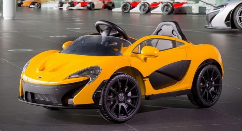 「最便宜」的McLaren跑車!Full EV「全電動版」P1即將開賣