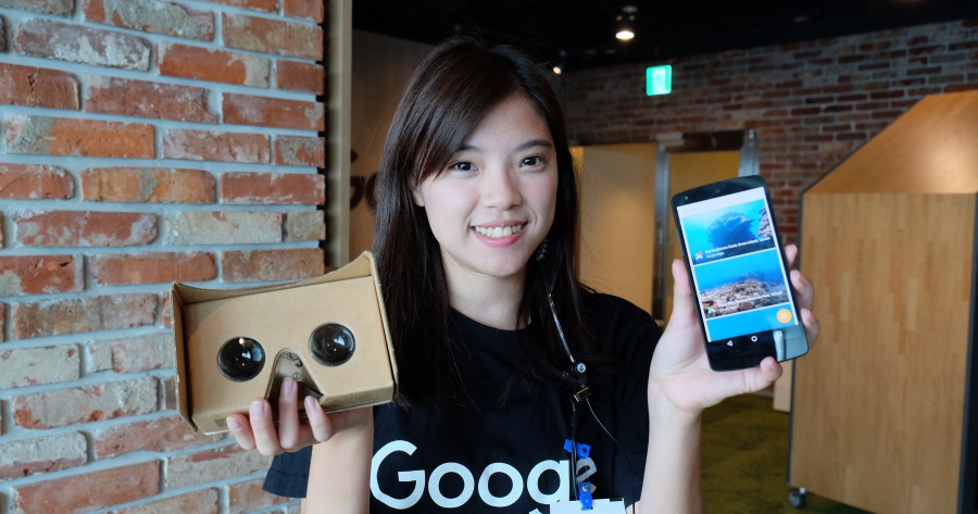 Google 街景前進海底,綠島大香菇、澎湖東吉嶼海底實景可直接透過手機看