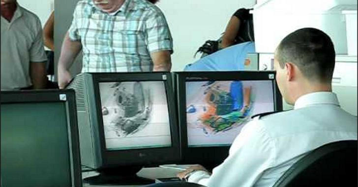 中國成都機場「弱光子人體安檢儀」被揭露就是X光,每年4223 萬人次旅客暴露在輻射風險