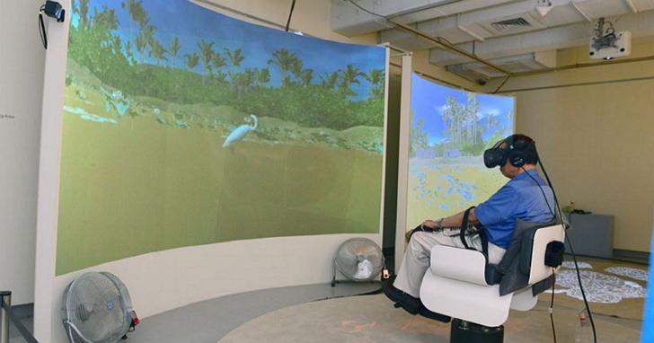 國立台灣美術館逛展也能體驗VR,與HTC合作授權 HTC VIVE 跨界虛擬「多感藝境」