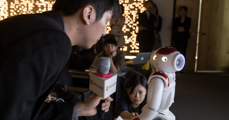 微軟 Cognitive Service 結合夥伴開發的成果,將人工智慧帶進日常生活