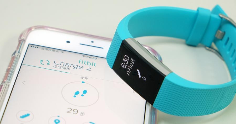 Fitbit Charge 2 評測,美型、續航高的智慧手環,尚未全面支援繁體中文