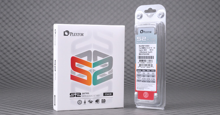 SMI 控制器搭 SK Hynix 顆粒,Plextor S2 系列固態硬碟實測