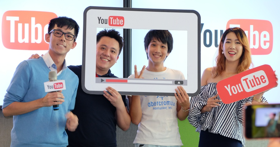 YouTube 創作者社群繁體中文版上線,成為 YouTuber 就從現在起