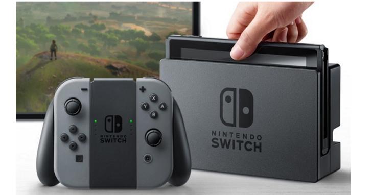 任天堂重回遊戲主戰場,新一代主機 Nintendo Switch 多種玩法首度揭露!