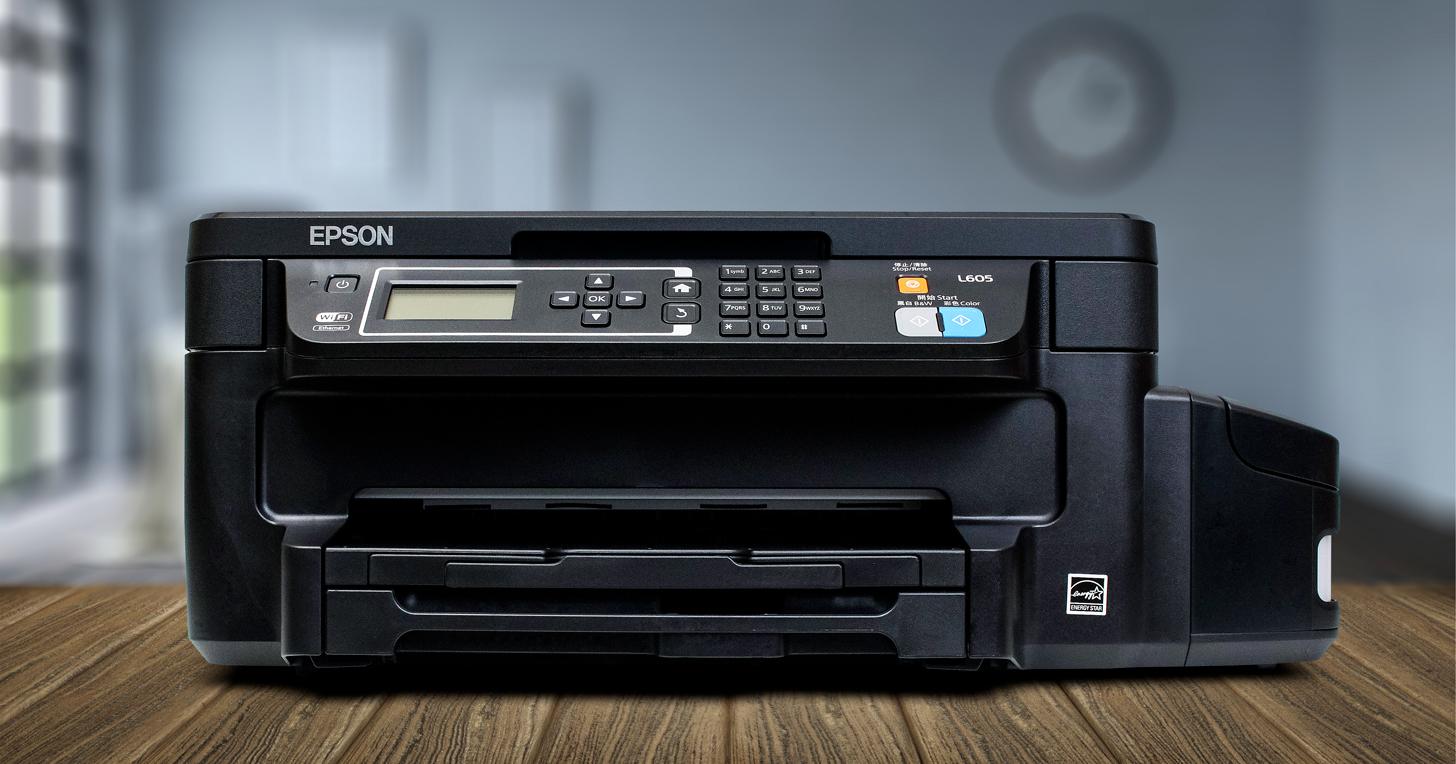 Epson L605 高速 Wi-Fi 六合一事務機評測:精點微噴八倍省,彩印每張僅需 0.2 元
