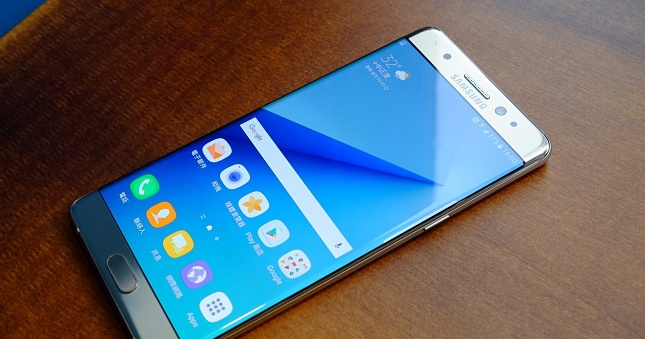 南韓三星提供 Note 7 用戶新補償方案:明年更換 Galaxy S8 或 Note 8 時將可享半價入手