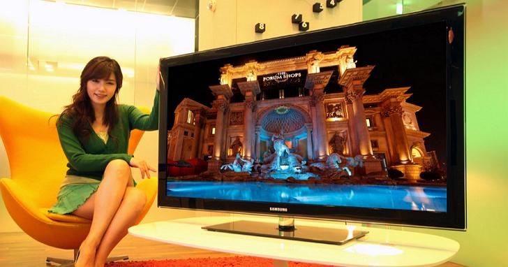 電漿電視的終結日:三星賣出最後100台電漿電視,正式退出市場