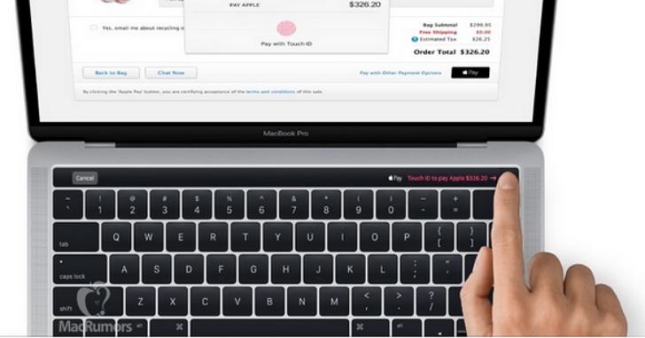 即將發佈的全新MacBook Pro,證實將用 OLED 觸控板取代實體功能鍵