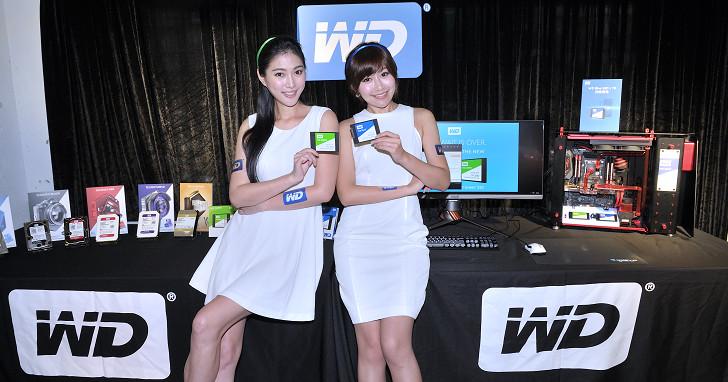 WD Blue、Green 系列固態硬碟登台,預定 11 月 1 日開賣