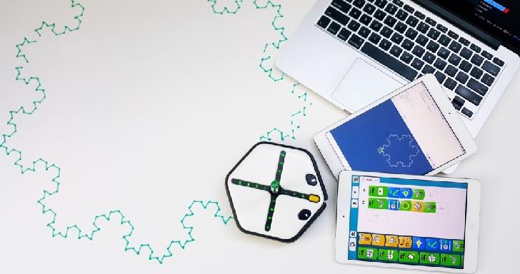 Root機器人讓小朋友在遊戲中學習程式