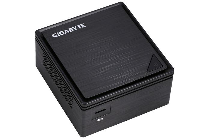 GIGABYTE 新款 BRIX 超迷你電腦入門版,採用 Apollo Lake SoC