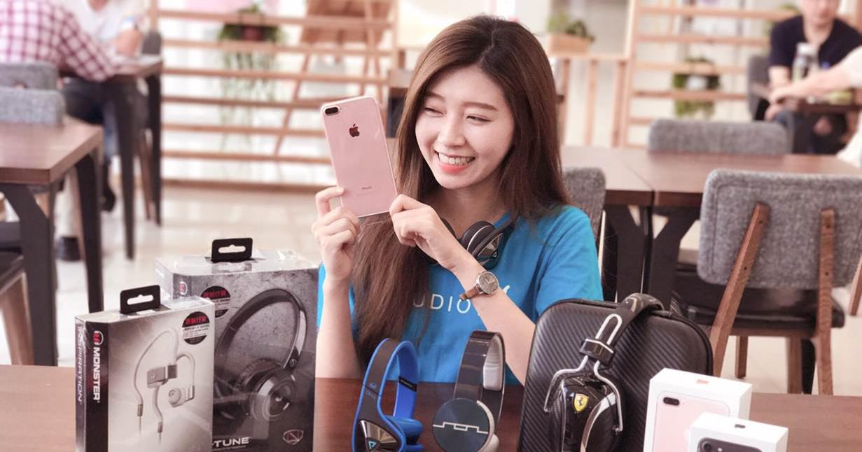 STUDIO A 宣佈《STUDIO A 行動商城》APP 雙11購物慶,線上買 iPhone 7 整新機降3千元
