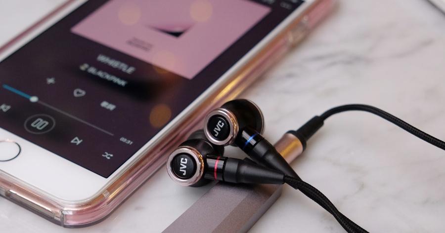 日本職人出品!JVC 木質振膜入耳式耳機 HA-FW01 試聽