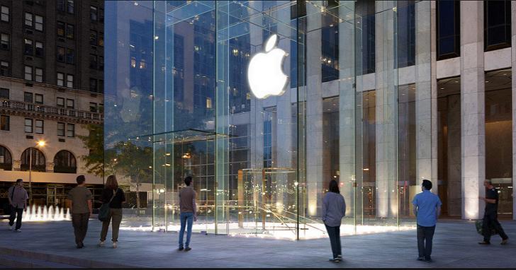 全球資通產業前50強排名出爐,蘋果、Alphabet下滑、中興新上榜 、三星跌出前10強