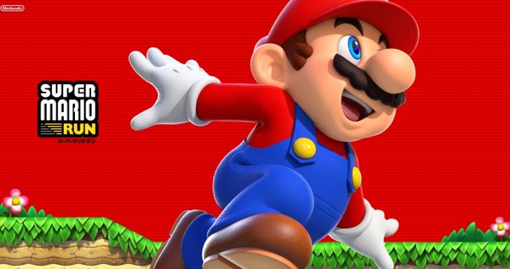 Super Mario Run 上市確定,終於可以在手機上玩官方正牌瑪利歐!