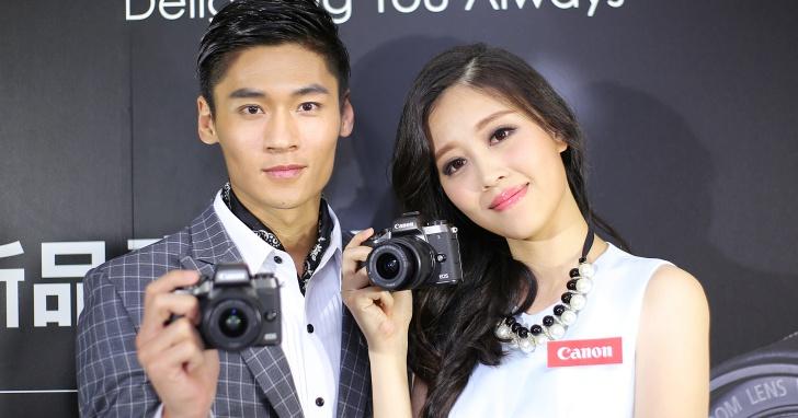 齊集大成之作,Canon 終於推出屬於自己的高階無反 EOS M5