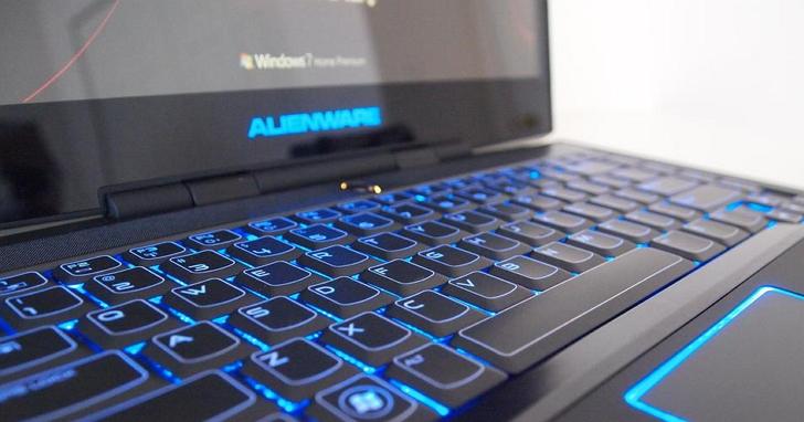 外星人 Alienware 今年已經20 歲了,七彩燈光依舊閃耀