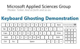 鍵盤有沒有 NKRO ?微軟幫你測