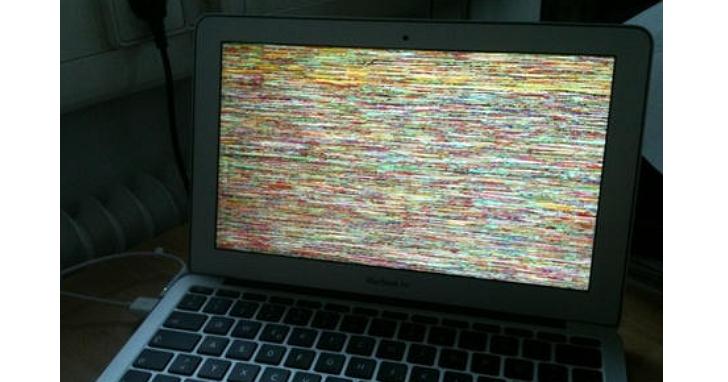 MacBook Pro 回報有顯示錯亂現象,問題指向顯示晶片