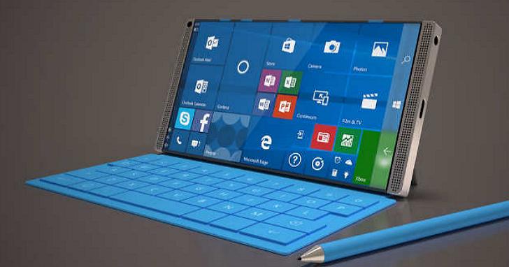 Surface Phone 真的要來了?傳微軟正與和碩科技合作試生產