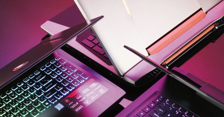 新世代電競筆電 挑戰桌機效能- 顯示晶片升級 GeForce GTX 10系列